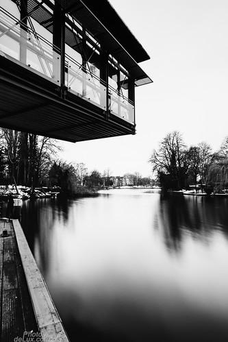 Hamburg Alster Architecture - Fujinon XF 14mm f2.8 - Fuji X-Pro 1