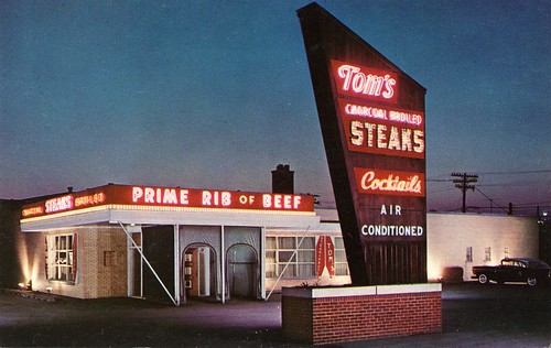 Tom's Restaurant, Melrose Park, Illinois