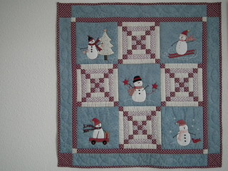 Snowbound Block of the Month