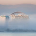 Fog Rolling into the Bay by Jerry Howells