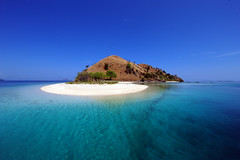 Kelor Island, Flores, Indonesia