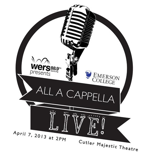 all a cappella live