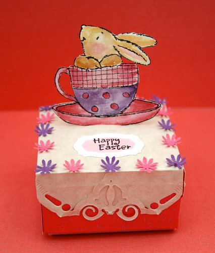 Easter Treat Box Pink