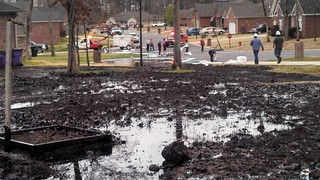 Arkansas Northwoods Oil Spill