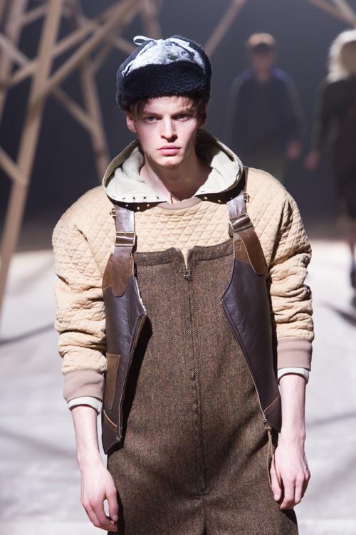 John Hein3078_FW13 Tokyo FACETASM(Fashion Press)