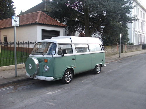 VW CAMPER by CARLOS62