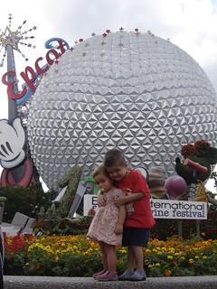 Andy & Sofia Epcot