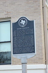 Photo of Lyndon Baines Johnson black plaque