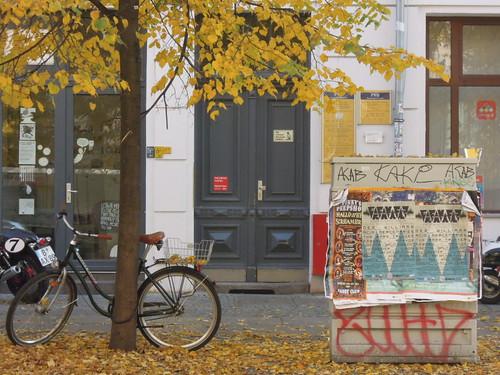 Berlin, October
