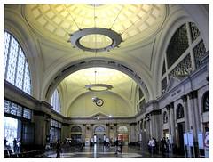 Foto del vestíbulo de la Estación de Francia