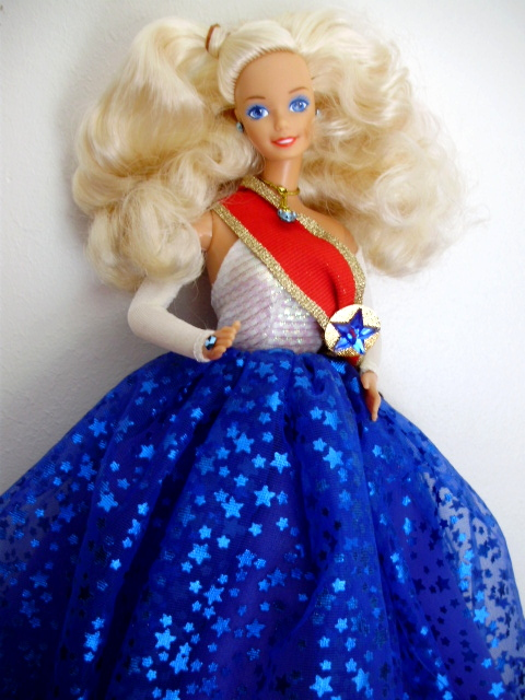 Unicef Barbie 1989