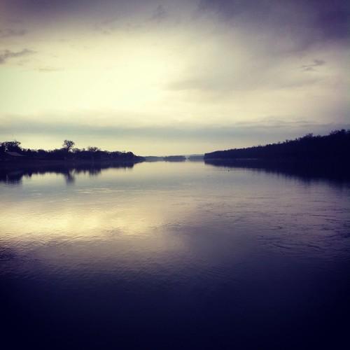 Missouri River.