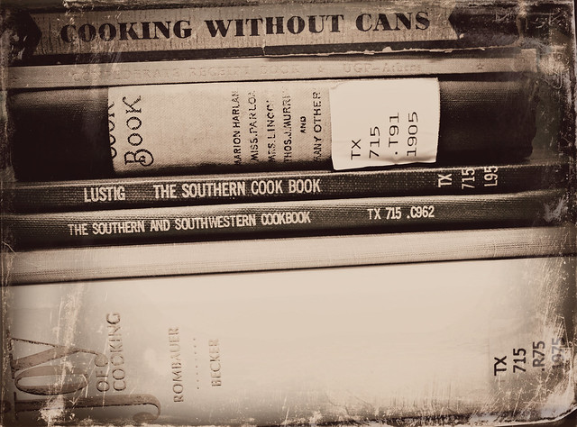 94.365 {Old Cookbooks}