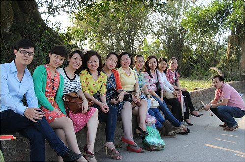 Asia Travel & Leisure - Hanoi Head Office Team