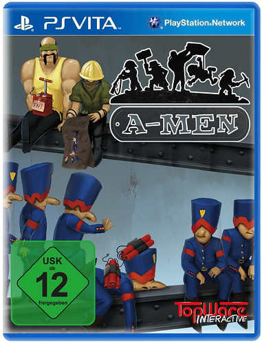 A-Men Packshot