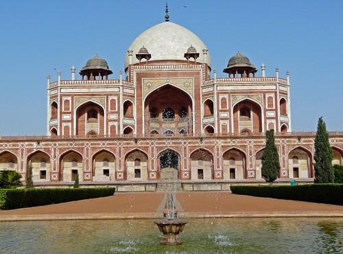 Foto de la Tumba de Humayun (Delhi)