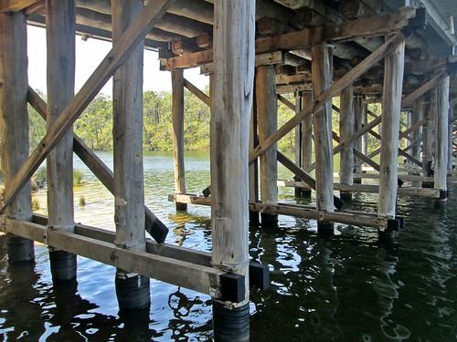 Alexander Bridge & Blackwood River, Western Australia