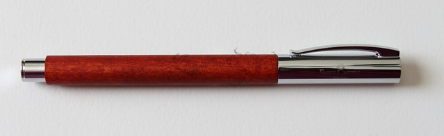 Faber-Castell Ambition Pearwood Fountain Pen - Fine Capped