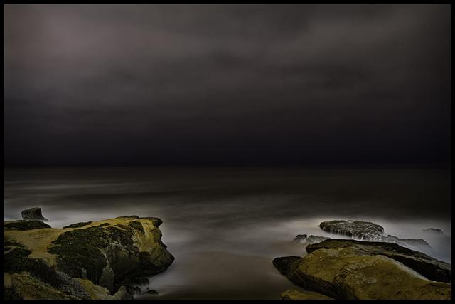 Sunset Cliffs at Night 41213 © Michael Klayman-001