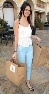Kendall Jenner Camisole Vest Celebrity Style Women's Fashion