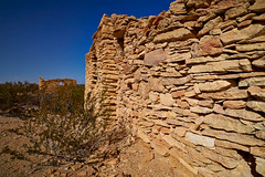 Ruins in Terlingua