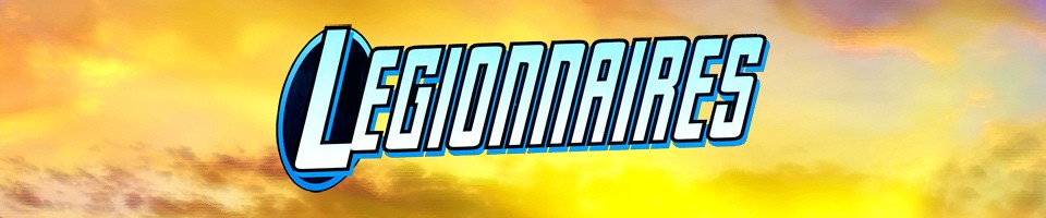 Legionnaires: The Five Earths Project