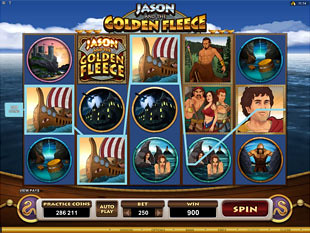 Jason And The Gold Fleece Slot Game Here With No Download