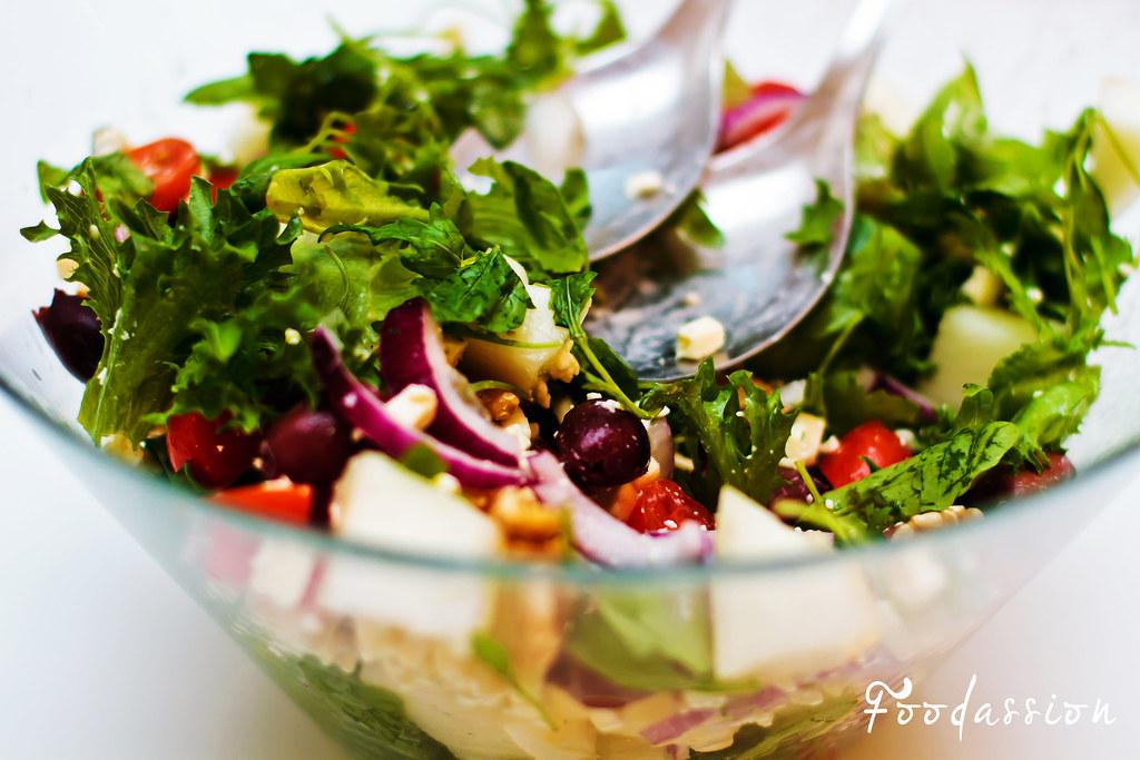 Salaattitarjoilu