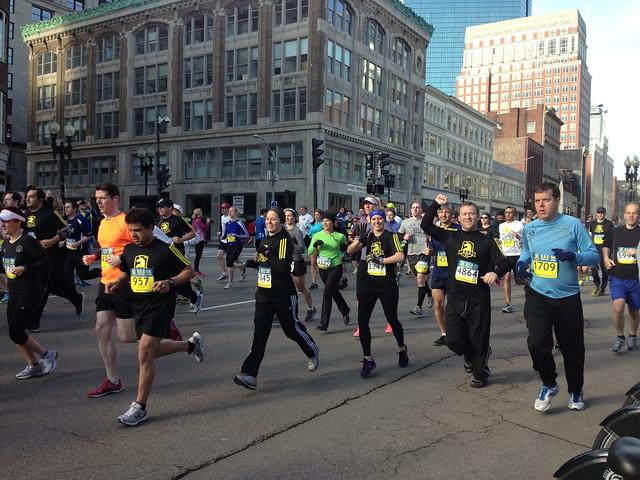 marathon weekend 2013