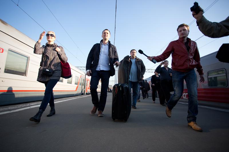 Алексей Навальный в Кирове