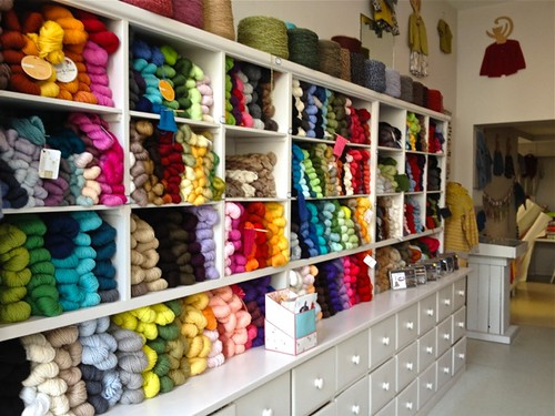 Antwerp - Julija's yarn