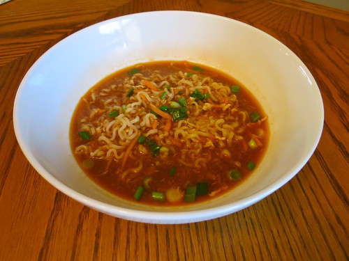 Andrew Zimmern's Ramen Noodles from People Magazine