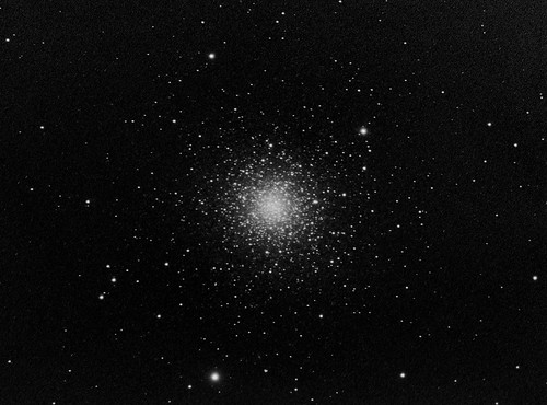 M3 - Globular Cluster by Mick Hyde