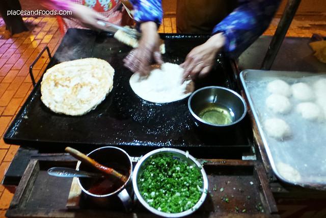 nanning street food pancake