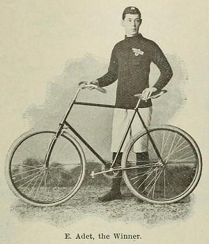 Japan Race Winner 1896