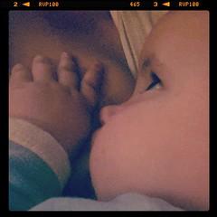 Demain 14 mois d'un allaitement parfait.  Je suis moi même etonner