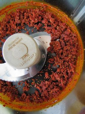 Chopped Goji Berries