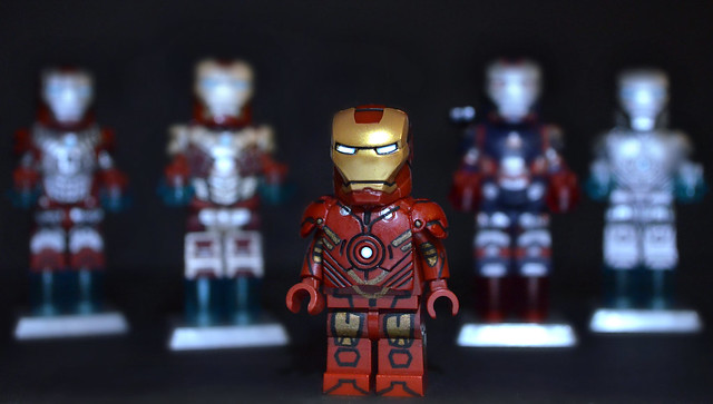 LEGO Iron Man 2 : Mark IV Suit