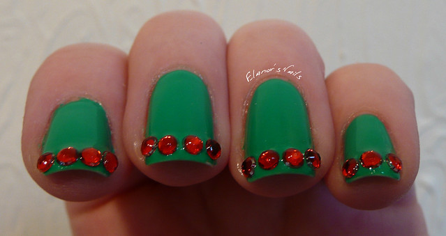 snooker nails 2013 3