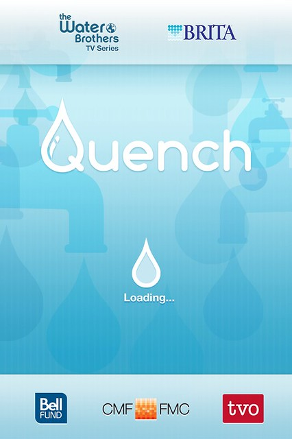 Quench App: Eliminating Bottled Water for Free in Toronto water technology
