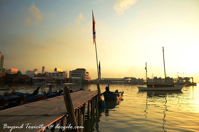 chew jetty, george town, penang, malaysia