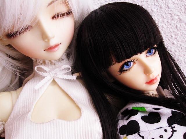 Tomoyo y Umi