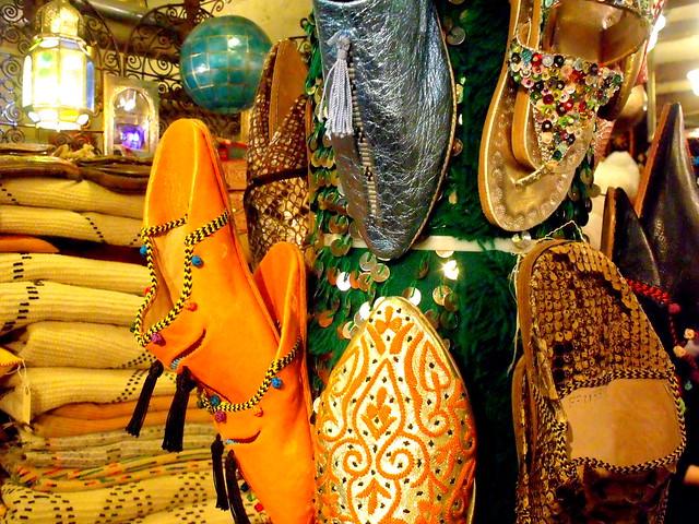Moroccan wares