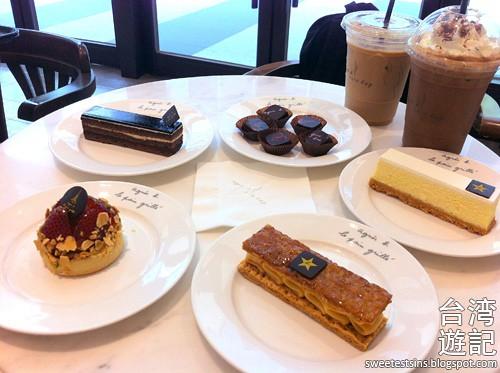 taiwan trip blog day 2 ximending taipei 101 agnes b cafe wufenpu raohe night market 20