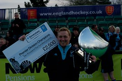 Investec Women's Hockey League; Final Leicester v Reading