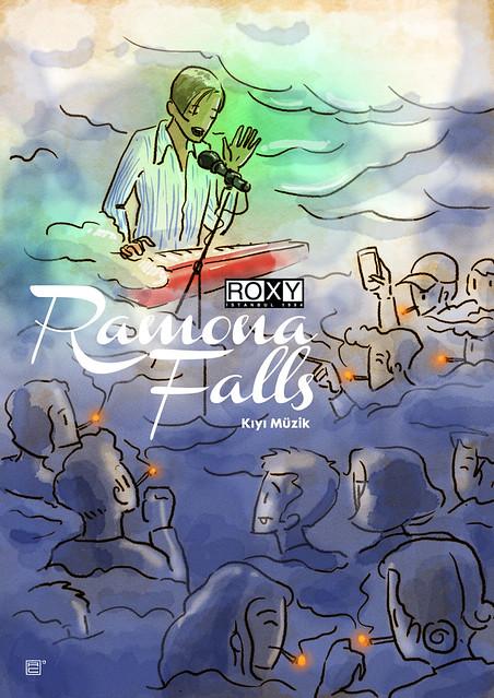 ramona falls concert