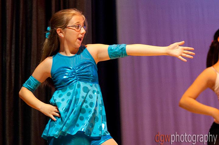Brittany's Dance Recital - 2010