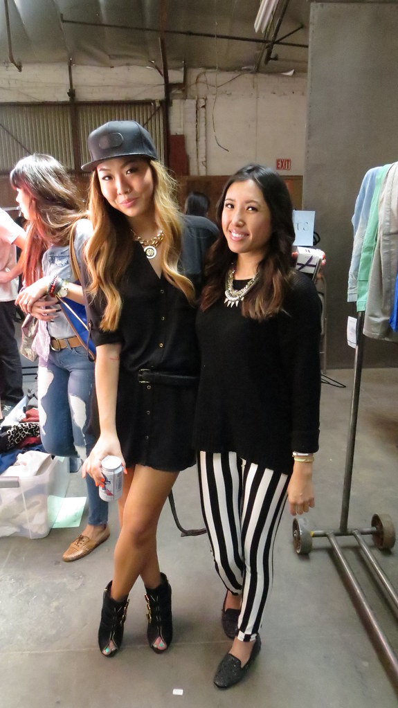 dani song song sisters blogger bazaar fashion blogger joann doan lovefashionlivelife