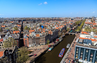 Canals of Amsterdam (UNESCO World Heritage Site)