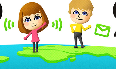 Nintendo Launches Miiverse on Web Browsers, Mobile Phones